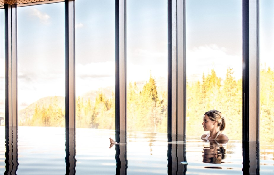 Copperhill Mountain Lodge Spa i Åre