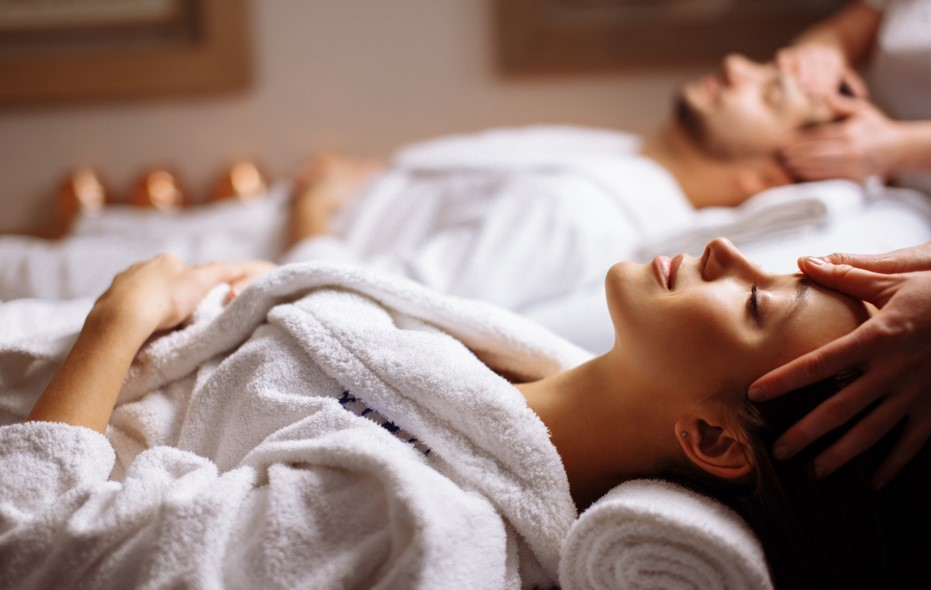Klassisk behandling & massage upplevelse Live it