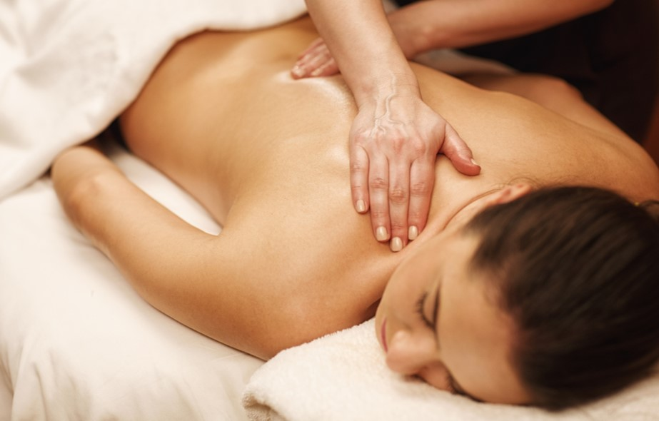 Massage, Spa & relaxa tillsammans med Live it