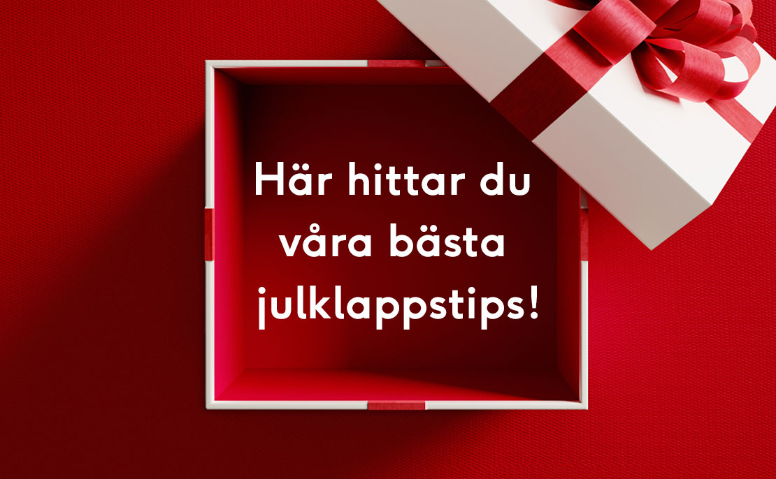 Julklappstips av Live it