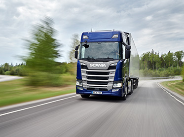 Scania Truck Experience