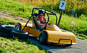 Downhill Cars